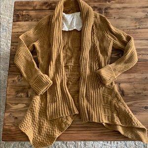 Anthropologie Wool Cardigan